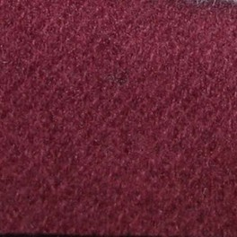 Felted Wool Fabric, Burgundy